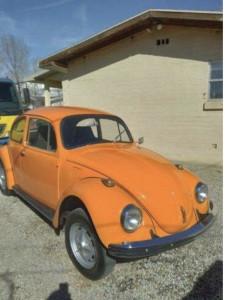 your Californian aunt's 1968 VW beetle