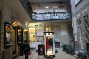 Catalan Hampel's Vaci utca 8th Clothing store high quality Hungarian period dresses http://www.Hampelkati.com
