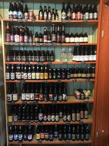 Lora might be a small place, however, has a pretty decent beer selection