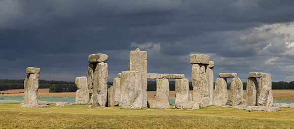 Stonehenge, the real stuff...