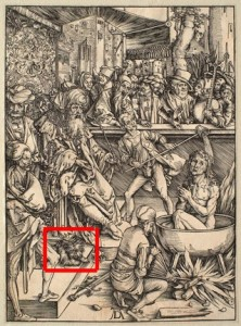 The mystery dog in Durer's