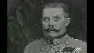 "Archduke Franz Ferdinand, another Habsburg member of the ""morganatic marriage"" club, (a fancy word for you...) Where would you be and what would your life look like if he was not assassinated...?"