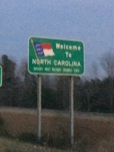 Welcome to NC!