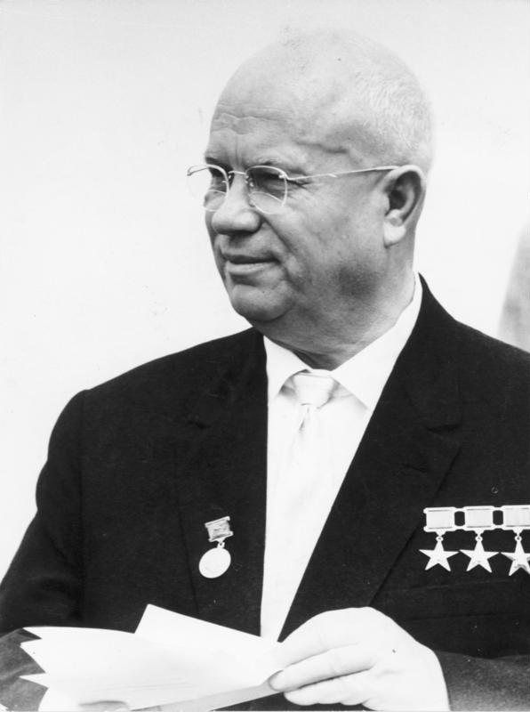 Khrushchev, the Christmas pen pal of John XXIII