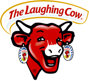 The Laughing Cow cheese brand, or Naurava Lehma, remember, they do not do agility...