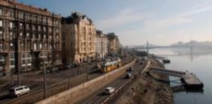 As the results of the repeated devastating floods, Budapest's Danube river bank infrastructure has been rebuilt and improved over the last 200 years.